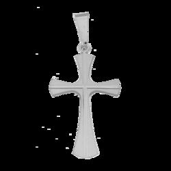 Medalik srebrny - Krzyżyk MM120