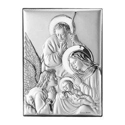 Obrazek Srebrny Święta Rodzina 30692A